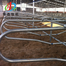 Galvanized single and double cow cubicles for sale!
