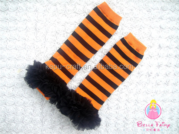 Wholesale Baby Ruffle Heart Pattern Toddler Lovely Leg Warmers