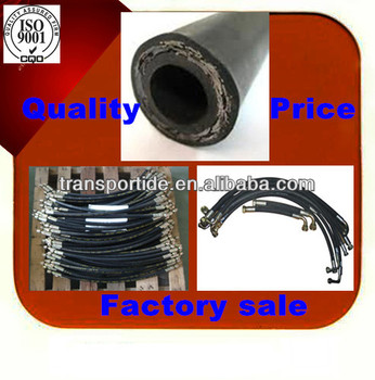 hydraulic hose pipe SAE/DIN Europe and American