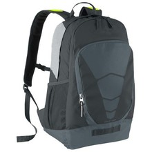 600D water-resistant laptop school backpack