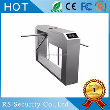 RFID Ticketing System boom barrier entrance turnstile gate
