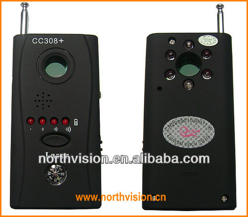 Professional Radio Frequency bug Detector and locator