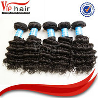 2014 new fashion virgin brazilian and russian human hair for kinky style