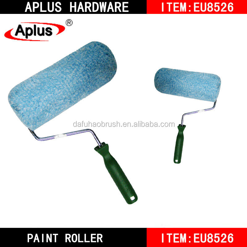 China manufacturer Nylon bristle Pro Paint Roller running Brush
