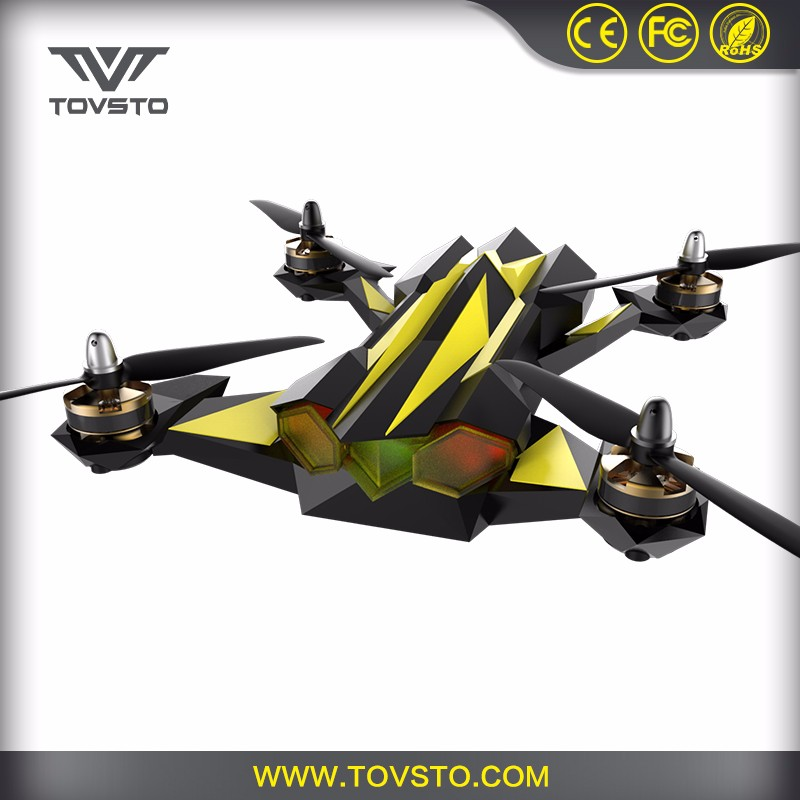 TOVSTO 72km/h FPV Brushless Drone Racing Kits With Built In HD Camera, CC3D Flight Control System