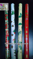 2013 new Christmas custom logo wrapping paper wholesale