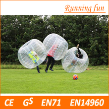 HOT!! CE TPU/PVC inflatable toy,zorbing ball equipment for sale