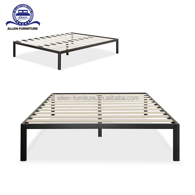 china easy assemble wooden bed frame, china easy assemble wooden