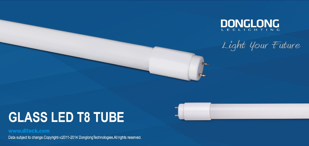 Long Lifespan t8 1200mm 18W led t8 tube light