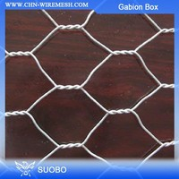 Hot Diped Galvanized Garden Flower Bed Gabion Box Grid Gabion Garden Round Gabion Pillars