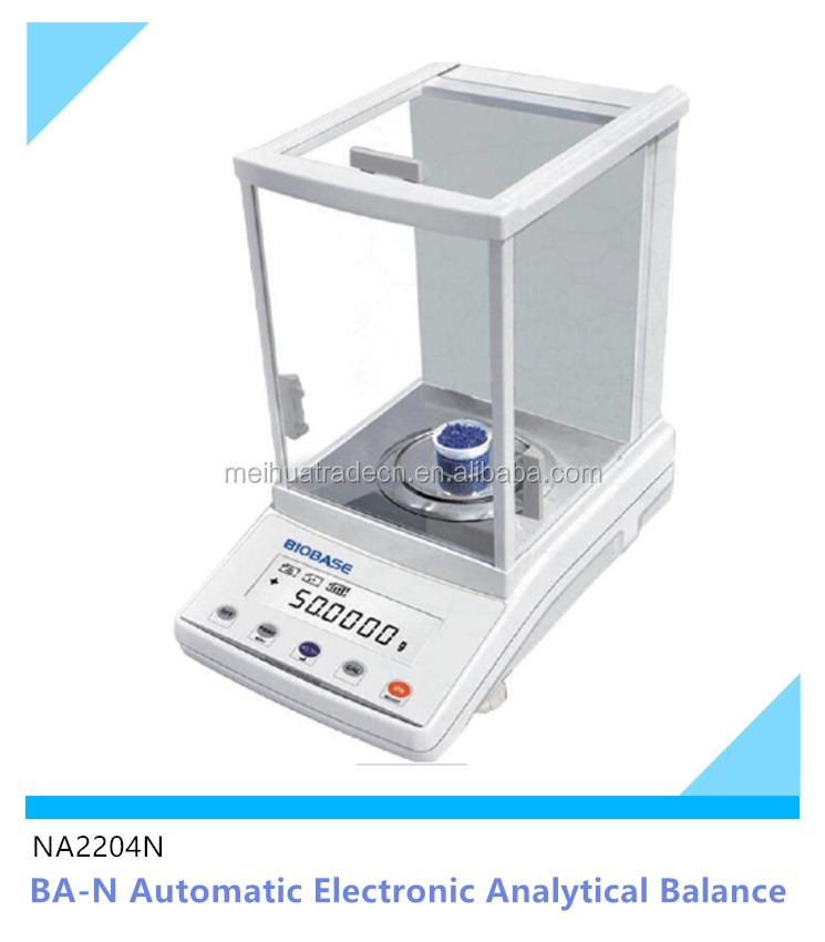 Biobase Automatic Electronic Analytical Balance Economic Series