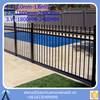 garden fence/ cheap wrought iron fence panels for sale/ fence post