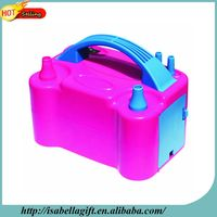 Made in china balloon accessories electric air pump for inflator balloon decorating