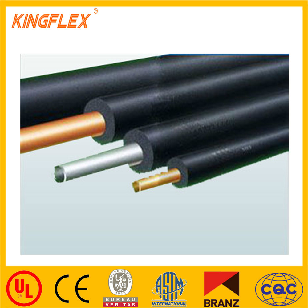 Chilled water pipe insulation steam pipe insulation for Water line pipe material
