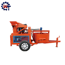 WT1-20M Super M7MI automatic clay brick making machine