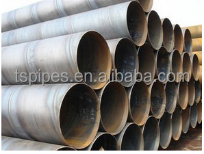 Large Diameter Spiral Welded API 5L Cement Line Pipe from China Supplier