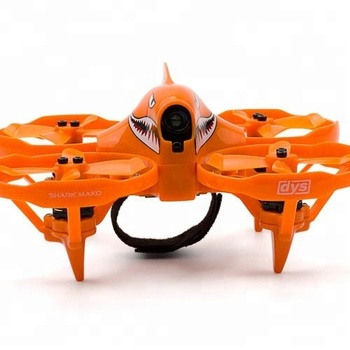 DYS Newest hot 2.4G remote control quadcopter rc selfie brushless micro racing camera drone