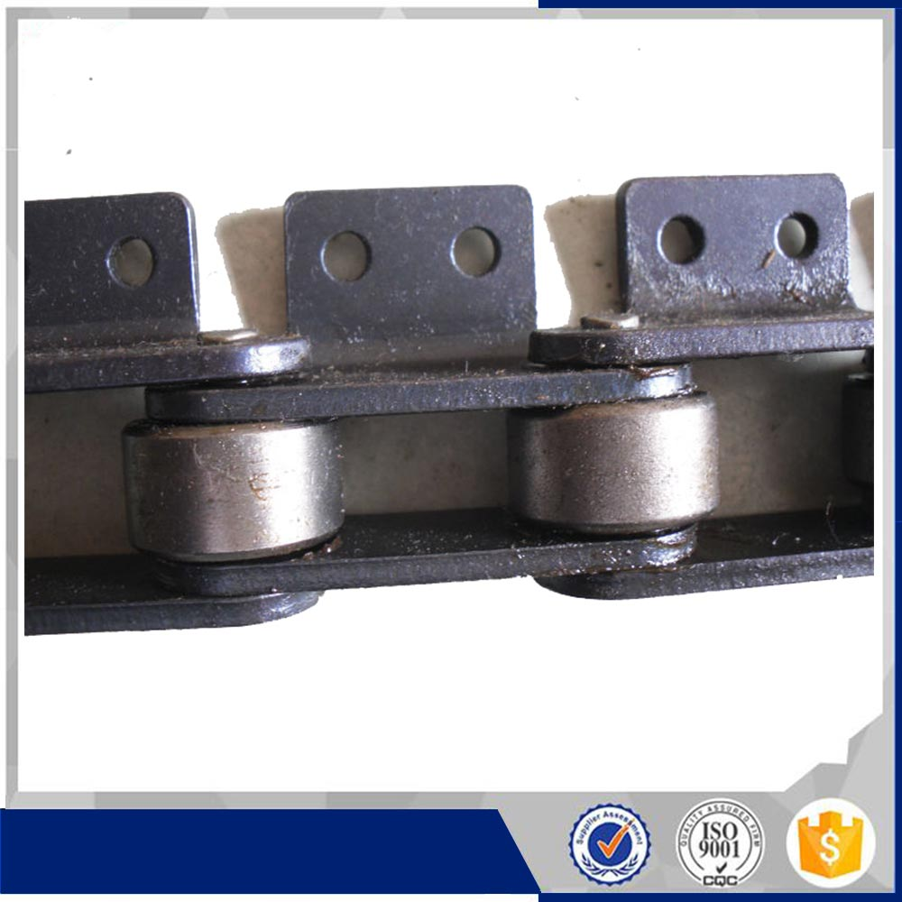 2018 Ningjin Qiande Stainless Steel Drag Long Link conveyor <strong>Chain</strong> for mesh belt