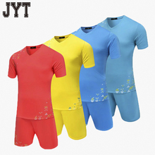 High quality sublimation cheap uniform kits customized soccer jerseys football team shirt