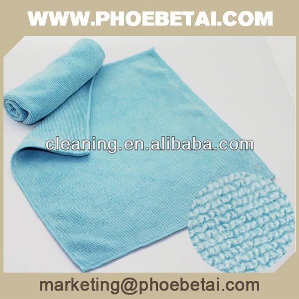 high quality microfiber cleaning cloth made in Liaoning