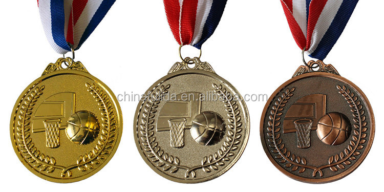 medals custom used for sport made in Chinese manufacturer with low price
