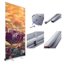 Custom Folding Poster Display Roll Up Stand