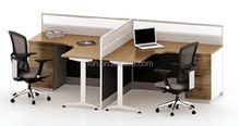 Glass Partition Wall Office Workstation Cubicle(FOH-KPZ2814B)