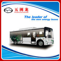 55 Passenger Luxury electric city bus price