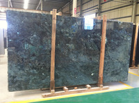 Blue granite/labradorite blue granite slab