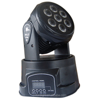 LED Wash Moving Head FL M009