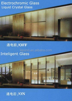 High quality electrochromic Glass film car window, electronic dimming glass film