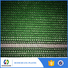 Flat wire green sun shade net for house farming from factory directly