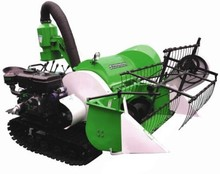 Mini rice harvester with cutting width 1.2meter(13HP)