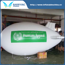 Logo printing outdoor rc inflatable blimp for sale