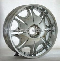 High quality alloy wheels 20'' 22'' 24''inch