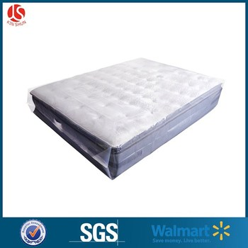 Homewares Mattress Bag for QUEEN Size 4 mil Thick, Heavy Duty Mattress Cover