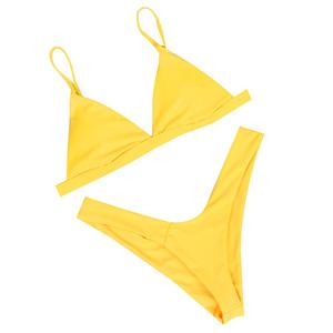 12d2bf0327 Customized 2018 China Factory Wholesale Swimwear Women Sexy Bikini