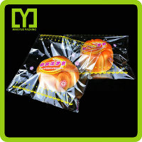 Safe Food Transparent Plastic Pood Bag Custom Plastic Bag For Cookies