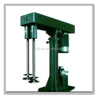Top rated hydraulic lifting used paint factory disperser factory price