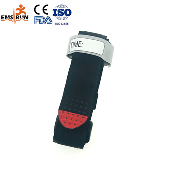 latex free elastic arm arterial combat tourniquet