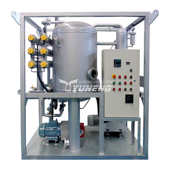 ZJB Series Single Stage Transformer Oil Filtration Machine,Transformer Oil Purifier