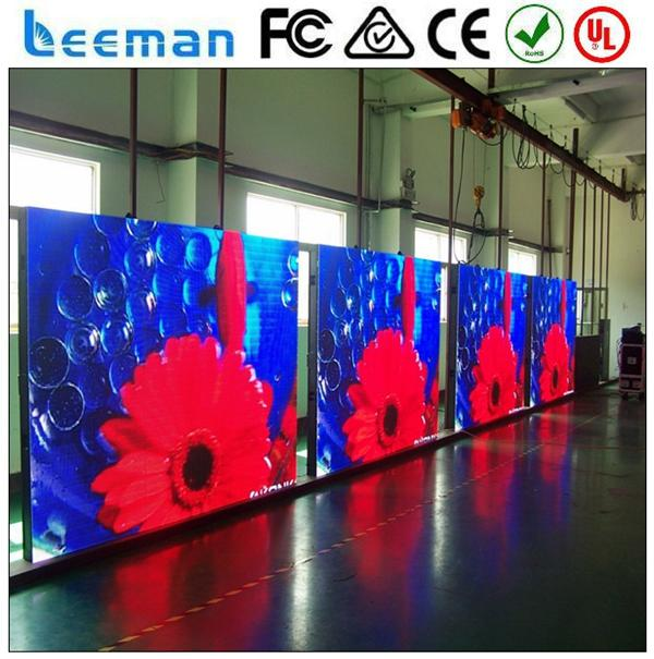 flexible led outdoor display scrolling led programmable message t-shirt led rental display panel billboards