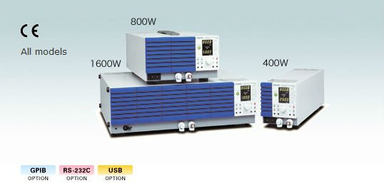 Variable-switching Multi Range DC Power Supply (Switching system, CV/CC) : 9 Models