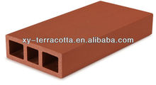 terracotta outdoor tiles for building decoration