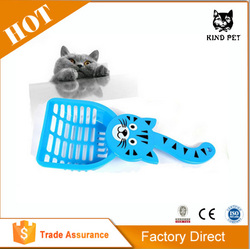 Pet products wholesale cat cleaning tools, cat litter scoops