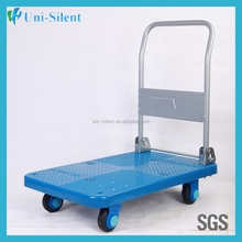 Industrial Warehouse Platform Foldable Cart Trolly PLA200-DX