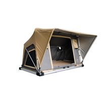 2016New Design!Hard Shell Top Tent Roof