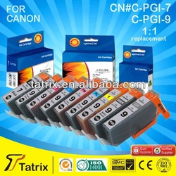 Compatible Ink Cartridge PGI-9/PGI-7 for Canon Use for Canon Inkjet Printer