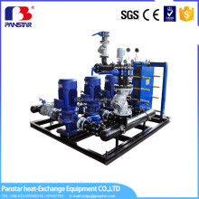 Panstar plate heat capacity rate units producer customized supplier