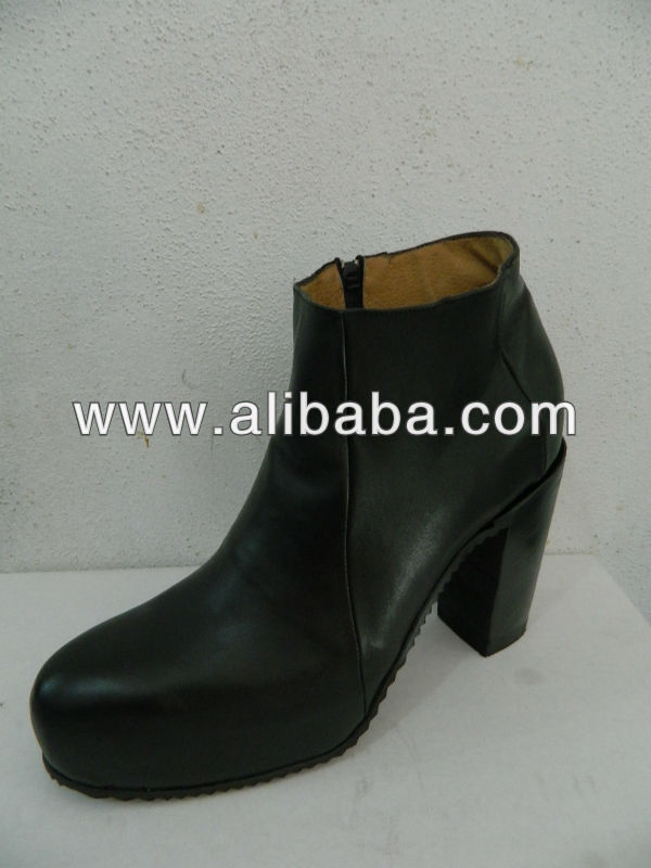 Round toe hidden Platform ankle boot new men sizes